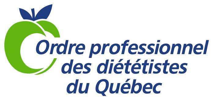 Logo Ordre des Diététistes